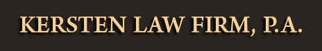 Kersten Law Firm, P.A. logo